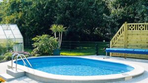 Poolpflege für einen sauberes Pool