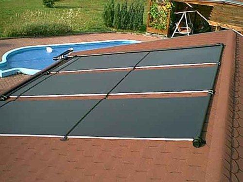 Akylux Solarkollektoren (3000 x 1200 mm)