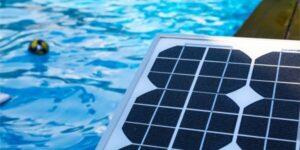 Solar Poolheizung